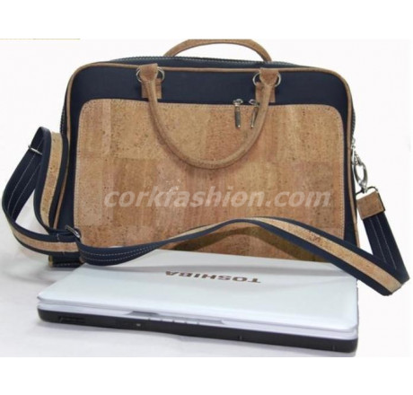 Notebook bag (model 3d-CB) from the manufacturer 3Dcork in category Corkfashion
